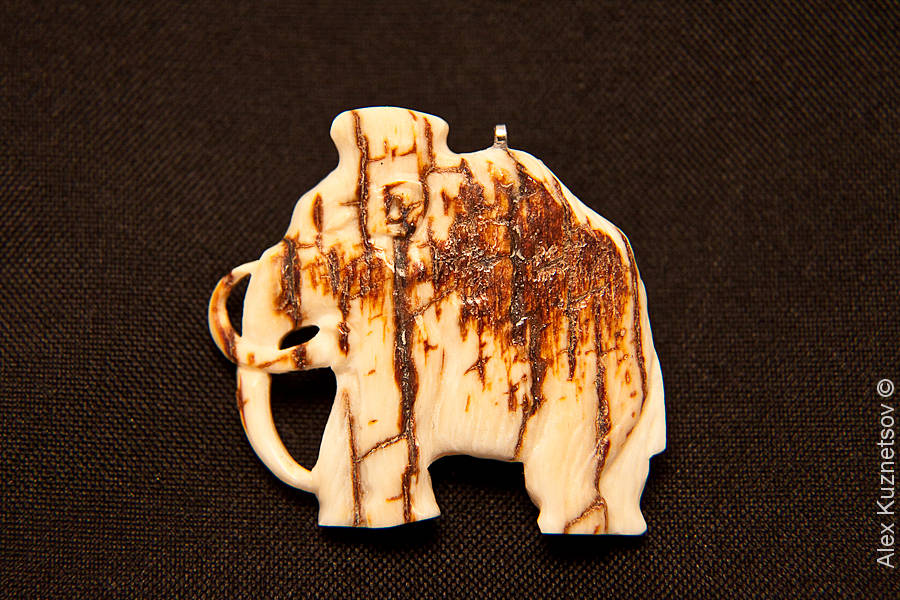 wooly mammoth ivory